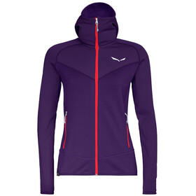 SALEWA Puez 3 PowerLite Full-Zip Hoodie Damen parachute